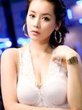 韩国最性感美女车模林智慧