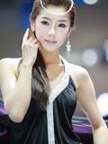 韩国顶级丝袜性感车模