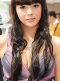 2010南宁车展美女模特图片