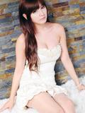 绝色美人柳智惠 韩国车模第一人