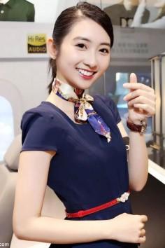 来自香港小姐姐的小姐姐@黄静蓝 甜美可爱超级养眼