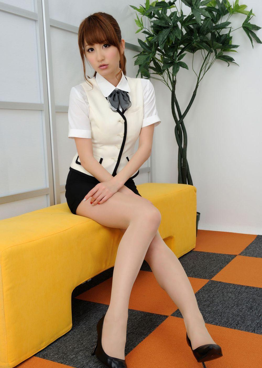 美女人体艺术臀部 制服诱惑美女图片 小护士制服