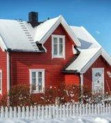 Rex岑悦-在挪威作品《童话小屋》
