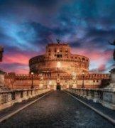 陈曦Stanley作品《重回罗马,荣耀之路》