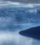 隽作品《Lucern Lake,Switzerland》