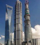 隽作品《上海的高度》