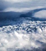 张力视觉作品《张力视觉航拍川藏雪山》