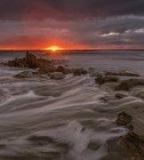 詹姆斯摄影作品《大洋路 骑士海角》