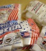 北街浊酒:大白棉花糖饼干制作过程 顶级创意艺