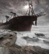 阿洋作品《鬼船真面目。》