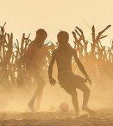 GUOZHIYUN作品《走进纳米比亚之辛巴族红泥人》