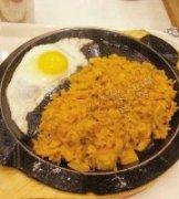 辣白菜炒饭 顶级韩系可爱美食艺术图片欣赏 半性